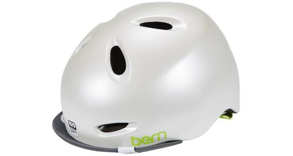 Bern Berkeley Helm inkl. Flip-Visier satin-grau